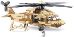 Sluban Army Black Hawk helikopter