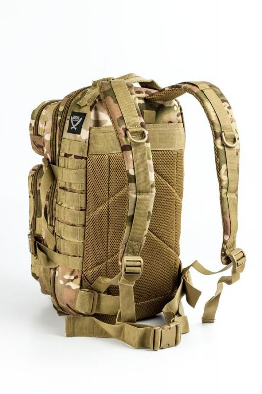 ... hátulról B06 taktikai hátizsák multicam színben e94032717a