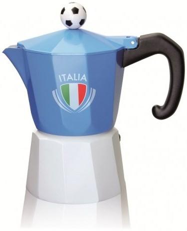 Forever Italia Miss Moka Prestige Red 3 személyes kávéfőző | Hagyományos kávéfőzők | Mindent Kapni Webáruház