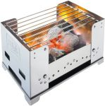 Esbit BBQ-Box Small mobil grill