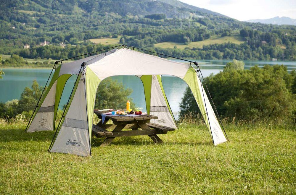 Coleman Instant Shelter : Coleman instant event shelter menedéksátor kemping sátor