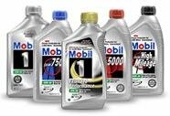 MOBIL BRAKE FLUID DOT4 fékfolyadék 1L
