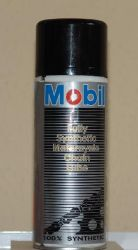MOBIL FULLY SYNTHETIC MOTORCYCLE CHAIN LUBE 0,4L kenőanyag