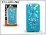 BCN Caseland Lemons Apple iPhone 7 Plus/iPhone 8 Plus szilikon hátlap blue