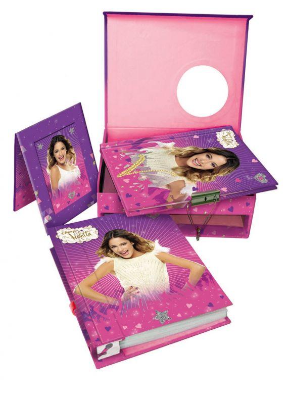 Disney díszdobozos Violetta szett  3472cb0e3c