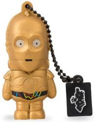Disney Star Wars C-3PO pendrive 16 GB