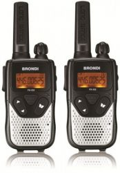 Brondi FX-332 Black walkie-talkie
