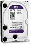 Western Digital 2000GB S-ATA III PURPLE winchester