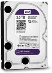 Western Digital 3000GB S-ATA III PURPLE winchester