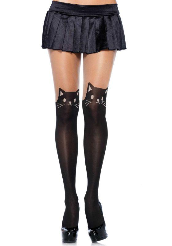 Leg Avenue fekete macska harisnyanadrág (7908)  a7a236c9c3