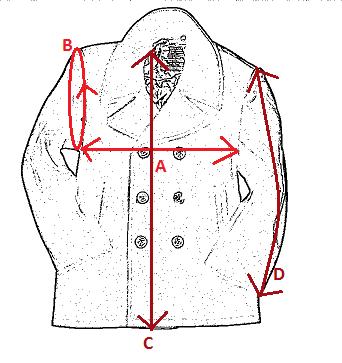 Mil Tec tengerész kabát | Kabátok és dzsekik | Mindent Kapni