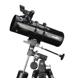 SkyWatcher 114/500 newton távcső + EQ-1 mechanika